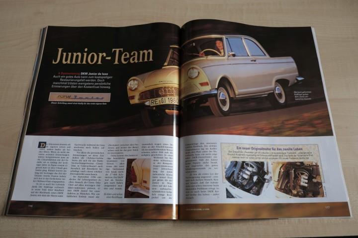 motor klassik 1604 dkw junior de luxe mit 34ps. Black Bedroom Furniture Sets. Home Design Ideas