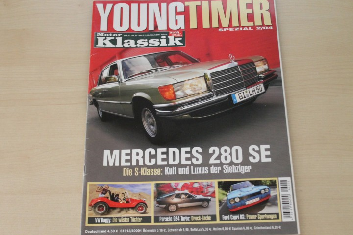 Youngtimer 02/2004